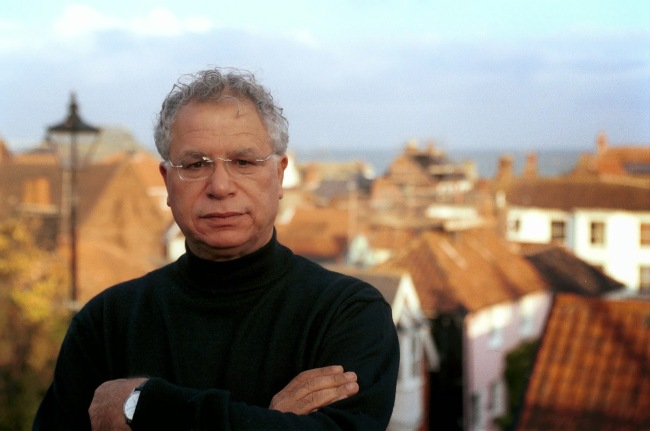 Mourid Barghouti (photo credit Peter Everard Smith)